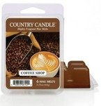 Kringle Country Candle 6 Wax Melts Wosk zapachowy -  Coffee Shop