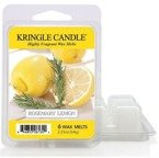 Kringle Country Candle 6 Wax Melts Wosk zapachowy - Rosemary Lemon