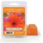 Kringle Country Candle 6 Wax Melts Wosk zapachowy - Sunshine&Daisies