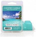 Kringle Country Candle 6 Wax Melts Wosk zapachowy - Tropical Waters