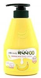 Kwalinara Banana Milk Body Lotion Bananowe mleczko do ciała 560g