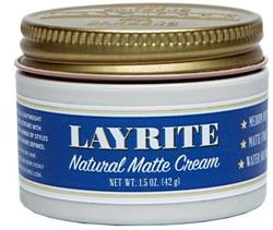 LAYRITE Natural Matte Cream Pasta do włosów nadająca matowe wykończenie 120g