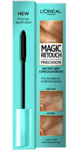LOREAL MAGIC RETOUCH PRECISION Maskara do retuszu odrostów 5 BLOND