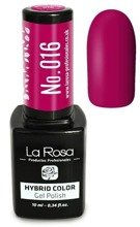 La Rosa Gel Polish Hybrid Color Lakier hybrydowy 016 10ml