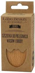 Labo Beauty szczotka do pielęgnacji wąsów i brody