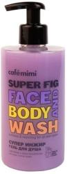 Le Cafe Mimi SUPER FIG Żel do mycia twarzy i ciała 450ml