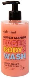 Le Cafe Mimi SUPER MANGO Żel do mycia twarzy i ciała 450ml