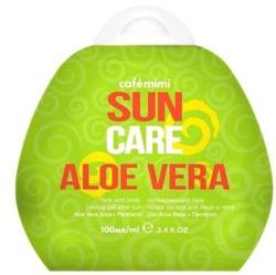 Le Cafe Mimi Sun Care chłodzący żel po opalaniu Aloe Vera 100ml