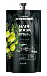 Le Cafe Mimi Super Food Maska do włosów Oliwka&Tymianek 100ml