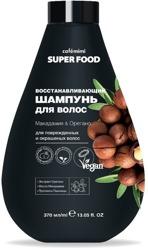 Le Cafe Mimi Super Food Szampon do włosów Makadamia&Oregano 370ml