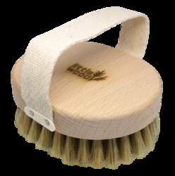 Little Wood Szczotka do masażu ciała na sucho