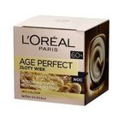 Loreal Age Perfect Złoty Wiek Bogaty krem wzmacniający 60+ na noc 50ml