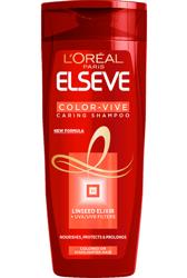 Loreal Elseve Color-Vive Ochronny szampon do włosów farbowanych 400ml