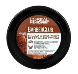 Loreal Men BarberClub Krem do stylizacji włosów i brody 75ml