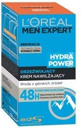 Loreal Men Expert Orzeźwiający krem nawilżający dla mężczyzn 50ml