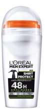 Loreal Men Expert Shirt Protect Roll-on Antyperspirant w kulce 50ml