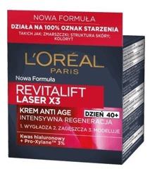 Loreal Revitalift Laser3x Krem anti-age na dzień 50ml