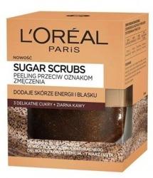 Loreal Sugar Scrubs Peeling przeciw oznakom zmęczenia 50ml