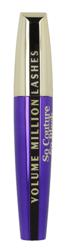 Loreal Volume Million Lashes So Couture So Black - Tusz do rzęs dodający objętości Extra Czarny, 9,5 ml