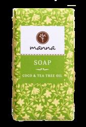 MANNA mydło w kostce Coco&Tea Tree Oil 90g