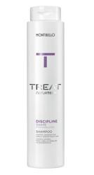 MONTIBELLO TREAT Naturtech Discipline Shampoo Szampon do włosów kręconych i puszących się 300ml