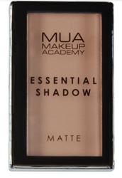 MUA Essential Shadow matte Pojedynczy cień do powiek Sandshell 2,4g