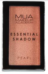 MUA Essential Shadow pearl Pojedynczy cień do powiek Gingerbread 2,4g