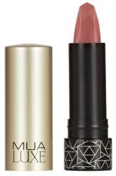 MUA Luxe Velvet Matte Lipstick Nine Matowa pomadka do ust