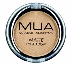 MUA Matte Eyeshadow Fudge - Pojedyńczy matowy cień do powiek 2g