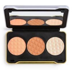 MUR X Patricia Bright MOONLIGHT GLOW Face Palette Paleta do konturowania twarzy