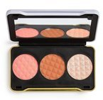 MUR X Patricia Bright SUMMER SUNRISE Face Palette Paleta do konturowania twarzy