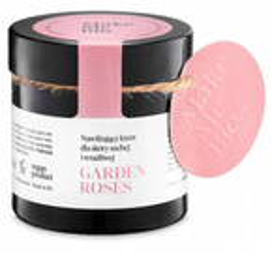 Make Me Bio Garden Rose Krem nawilżający dla skóry suchej i wrażliwej 60ml