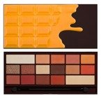Makeup Revolution I Heart Makeup CZEKOLADA Orange Chocolate Paleta cieni do powiek