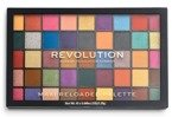 Makeup Revolution MAXI ReLoaded Palette 45 Eyeshadow Dream Big Paletka cieni do powiek