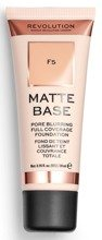 Makeup Revolution Matte Base Foundation Podkład matujący F5 28ml