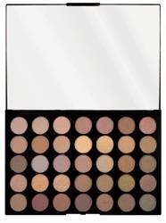 Makeup Revolution PRO HD Amplified 35 Palette Commitment Paleta 35 cieni do powiek