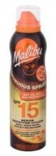 Malibu Continuous Spray 15SPF Medium Protect Suchy olejek do opalania 175ml