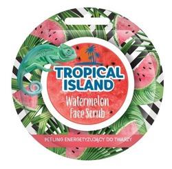 Marion TROPICAL ISLAND Peeling energetyzujący do twarzy Watermelon 8g