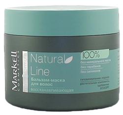 Markell Natural Line Balsam-maska regenerująca do włosów 290g