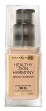 Max Factor Healthy Skin Harmony Podkład do twarzy 40 Light Ivory 30ml