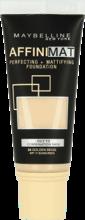 Maybelline Affinimat Foundation - Matujący podkład do twarzy 24 Golden Beige  30 ml