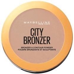 Maybelline CITY BRONZER 250 medium warm 8g