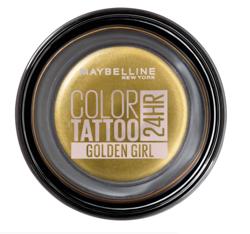 Maybelline Color Tattoo cień do powiek w kremie 200 GOLDEN GIRL 4ml