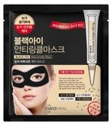 Mediheal Black Eye Maska przeciwzmarszczkowa do skóry wokół oczu