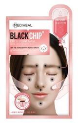Mediheal BlackChip Maska przeciwzmarszczkowa do twarzy w płachcie