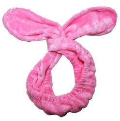 Missha Bunny Ears Head Band Opaska do włosów DARK PINK