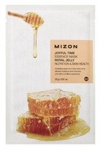 Mizon Joyful Time Essence Mask Royal Jelly Odżywcza maska w płachcie 23g