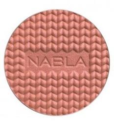 NABLA Blossom Blush Refill - Pudrowy róż do policzków wkład Coralia