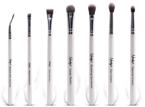NANSHY Eye Brush Set Pearle White 7 pędzli