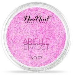 NEONAIL Arielle Efect Pink 07 Pyłek do paznokci